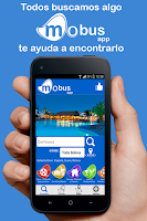 Screenshot of MOBUS App