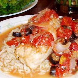 Italian Cod Fish Recipes