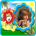 Kids Photo Frames icon