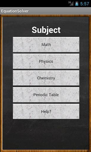 Science Equation Pro Key