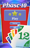 Screenshot of Phase 10