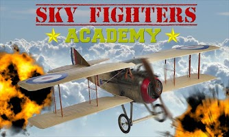 Screenshot of Sky Fighters Academy Free