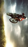 Screenshot of Motocross Extreme