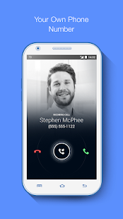 TextNow - free text + calls- screenshot thumbnail