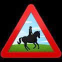 Horse Rider SOS icon