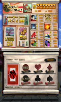 Screenshot of Samurai Dynasty Slot Machine