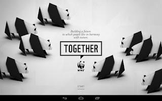 Screenshot of WWF Together