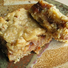 Apple Butter Harvest Bars