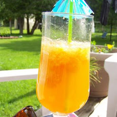 Frozen Summer Slush Tea
