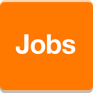 Orange Jobs Icon
