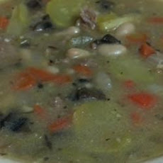 Tuscan Turkey Sausage Soup