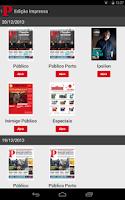 Screenshot of Público