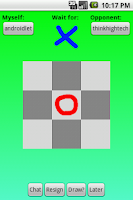 Screenshot of Tic-Tac-Toe Across Devices