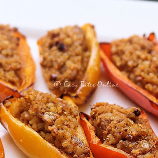 Bulgur Stuffed Peppers Recipes