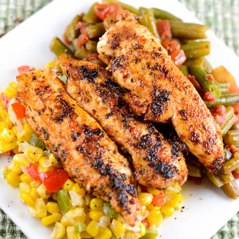 Cajun Blackened Chicken