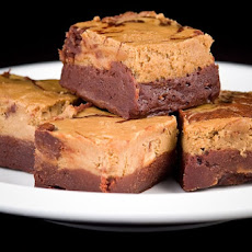 Orange Cream Cheese Brownies