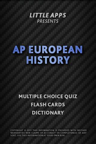 600 AP EUROPEAN HISTORY Quiz