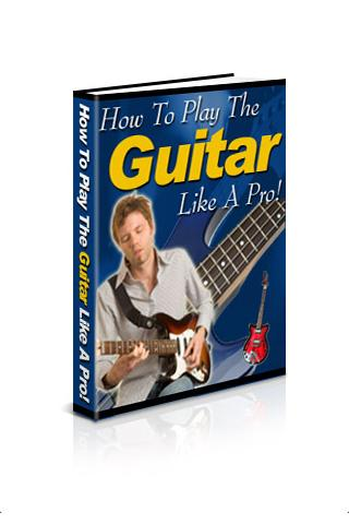 Play Guitar Like a Pro