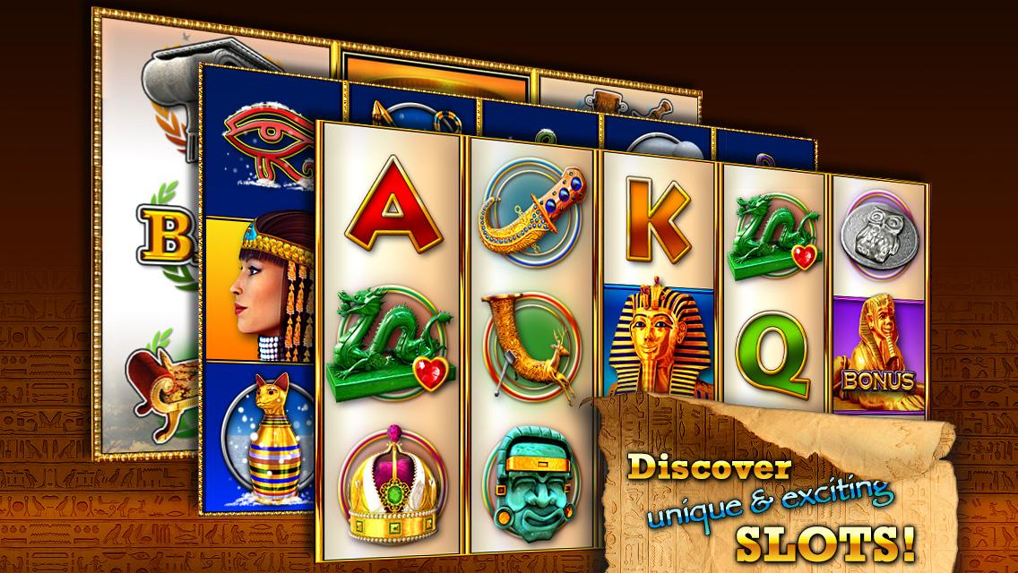 Slots - Pharaoh's Way Screenshot 2
