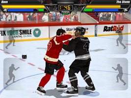 Screenshot of Hockey Fight Lite