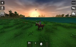 Screenshot of Survivalcraft Demo