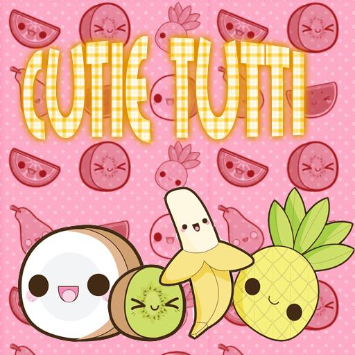 Cutie Tutti Go Launcher Ex LOGO-APP點子