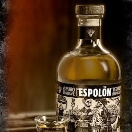 Espolon 2 by Matthew Kuiper - Food & Drink Alcohol & Drinks ( bottle )