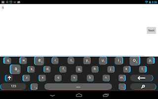 Screenshot of Dynamic Keyboard - Free