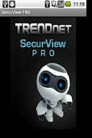 Screenshot of SecurView PRO
