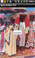 Screenshot of Ethiopian Orthodox  Liturgy