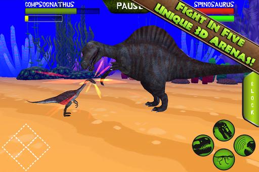 Jurassic Arena: Dinosaur Fight - screenshot