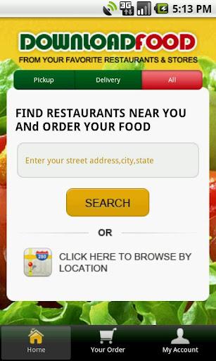 Download Food