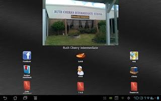 Screenshot of RCISD