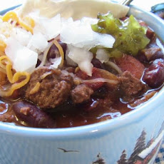Yummy Quick and Easy Beans 'n Wieners Chili