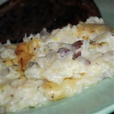Cream Cheese Colcannon
