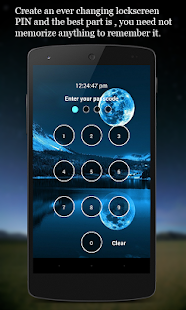 Smart Phone Lock - Lock screen Screenshot