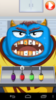 Screenshot of Little Zombie Dentist