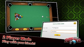 Screenshot of Mabuga Billiards