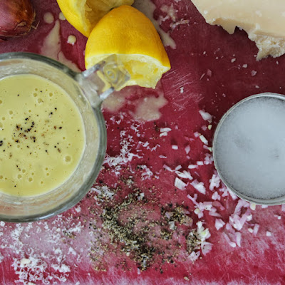 Everything Lemon Vinaigrette
