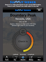 Screenshot of Summit Seeker