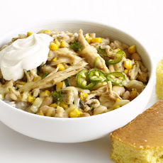 Chicken-Corn Chili