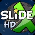 Slide X icon