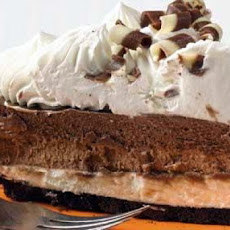Triple Chocolate Cream Pie