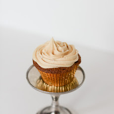 Apple Cake and Cupcake Recipe with Salted Caramel Buttercream