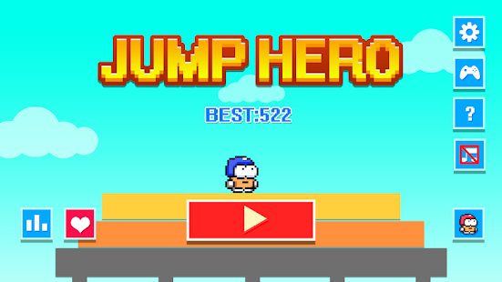 Jump Hero - screenshot