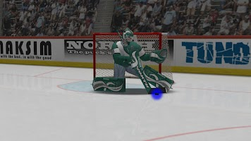 Screenshot of Virtual Goaltender Lite