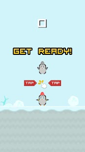 Jetpack Penguin - screenshot
