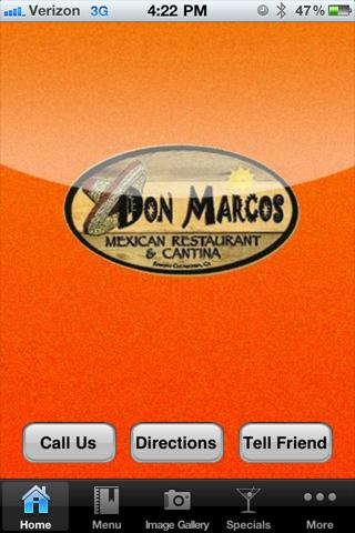 Don Marcos Cantina