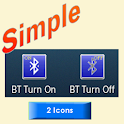Bluetooth Simple Twin Switch icon