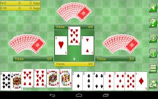 Screenshot of Spades V+